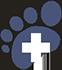 Podologista Dr. Ricardo Vale Moreira Logo