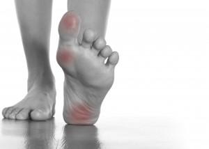 A podologia analisa o pé